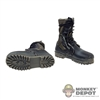 Boots: ACE US Spike Protective Jungle Boots 3rd Pattern