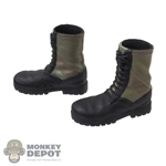 Boots: Ace Female Molded US Spike Protective Jungle Boots