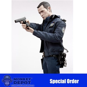 Accessory Set: ACPlay US Police Uniform Set (AP-ATX003)