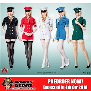 Outfit: ACPlay Flight Attendant Dress (AP-ATX038)