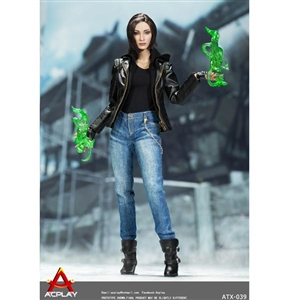 "Figure: ACPlay Super-Heroine ""Magnetic Girl"" (AP-ATX039)"