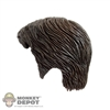 Hair: Art Figures Armored Cop Hair Piece