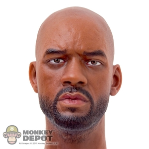 Head: Art Figures Will Smith