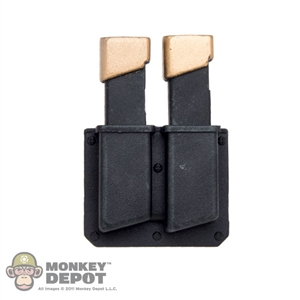 Holster: Art Figures Double Mag Carrier w/Tek-Lok (Ammo Not Included))