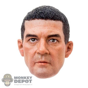 Head: Art Figures Antonio Banderas