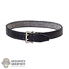 Belt: Art Figures Leatherlike Belt