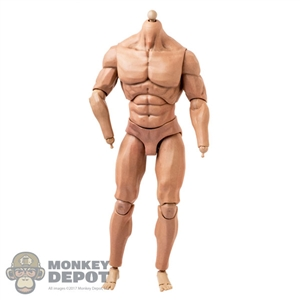 Figure: Art Figures Muscle Body w/Feet