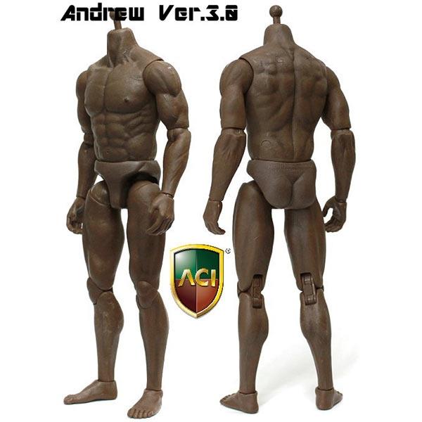 Monkey Depot - Figure: ACI 1/6 Body Series Andrew Ver. 3.0