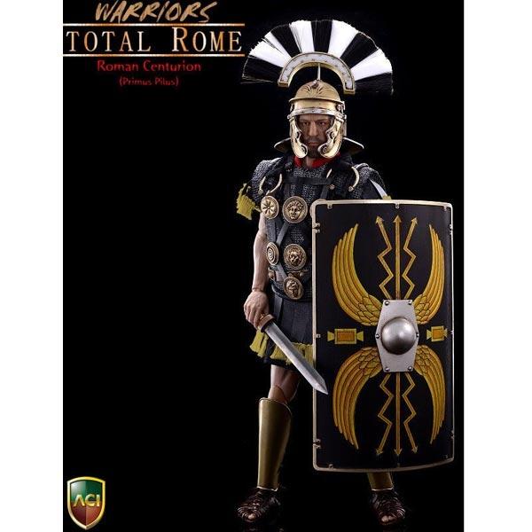 Monkey Depot - Boxed Figure: ACI 1/6 Warrior Series Greek