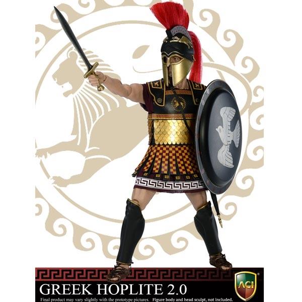 ACI Toys 1//6 Greek Hoplite 2.0 Power Set ACI-772D New