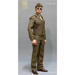 Uniform Set: Alert Line WWII U.S. Army Uniform B (AL-100028B)