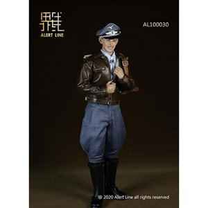 Alert Line WWII Luftwaffe Fighter Ace (AL-100030)