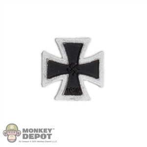 Medal: Alert Line German WWII Iron Cross