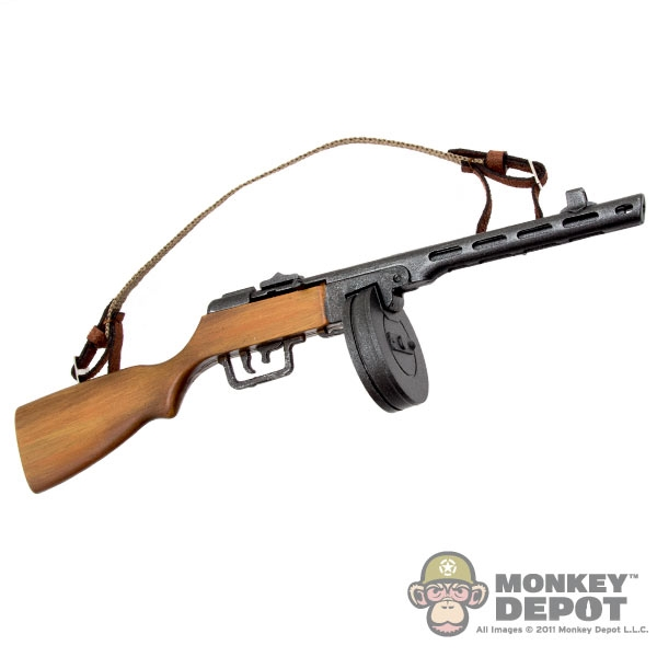 Monkey Depot - Rifle: Alert Line PPs-43 Submachine Gun