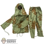 Uniform: Alert Line Amoeba Pattern Camouflage Oversuit