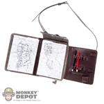 Case: Alert Line Russian Map Case w/Maps & Pencils