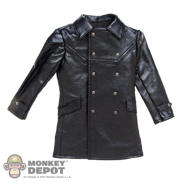 effb7ff19 Coat: Alert Line Russian Leather Jacket