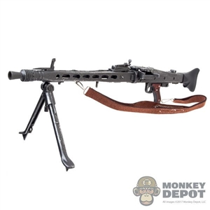 Rifle: Alert Line German WWII MG42 Machine Gun