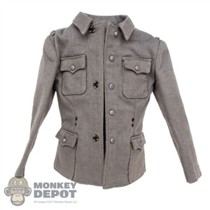 Uniform: Alert Line German WWII Tunic w/Reversible Pants