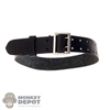 Belt: Alert Line German WWII Black Belt