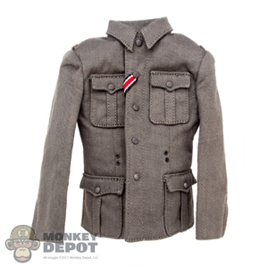 Coat: Alert Line German SS Uniform Tunic