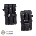 Pouches: Alert Line German WWII MP40 Ammo Pouches w/Ammo