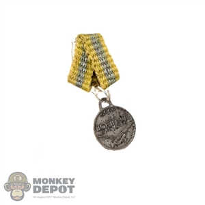 "Medal: Alert Line ""For Battle Merit"" Badge"