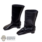 Boots: Alert Line Female Russian Leatherlike Boots