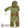 Uniform: Alert Line Female Spring Amoeba Pattern
