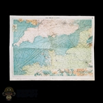 Tool: Alert Line The English Channel Map