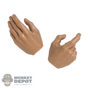 Hands: Alert Line Mens Weapon Grip