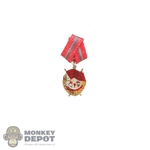 Medal: Alert Line WWII Russian Order Of The Red Banner