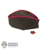 Hat: Alert Line WWII Red Army M1936 Officer Pilotka Cap