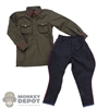 Uniform: Alert Line Red Army M1935 Officer Tunic & M1938 Blue Breeches