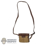 Case: Alert Line Red Army Leather-Like Binoculars Case