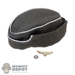 Hat: Alert Line Female Officer Cap w/Insignia