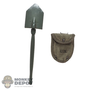 Shovel: Alert Line WWII US Entrenching Tool