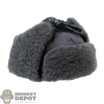 Hat: Alert Line Female Fur Flap Cap