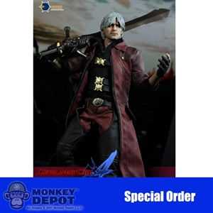 Boxed Figure: Asmus Toys The Dante (DMCiV) (ASM-DMC001)