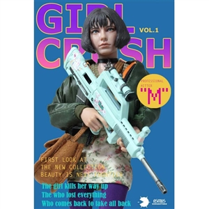 Asmus Toys Crush Girl M (GC001)