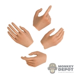 Hands: Asmus Toys Female Hand Set