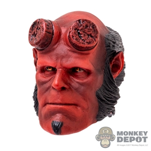 Head: ARToys Hellboy