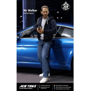Boxed Figure: Ace Toyz Mr. Walker (AT-003)