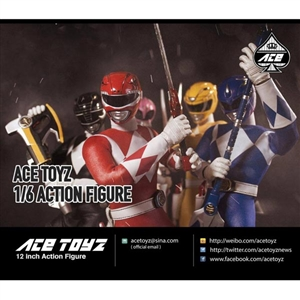 Boxed Figure: Ace Toyz The Classic Mighty Super Hero Box Set (5 Figures) (AT-CMSH)