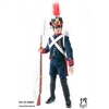 Boxed Figure: Brown Art French Field Artillery Gunner of Napoleonic Wars Deluxe (B-A0003D)