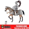 Brown Art Horse Armor For Duke Of Saxony-Coburg (B-A0005H)