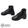 Boots: Black Box Male Black Boots
