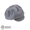 Hat: Black Box Mens Peaky Blinders Cap