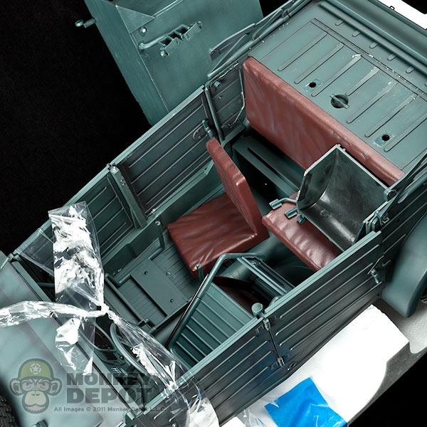 Online Car Customizer >> Boxed Vehicle Dragon Cyber Hobby German Kubelwagen Radio ...