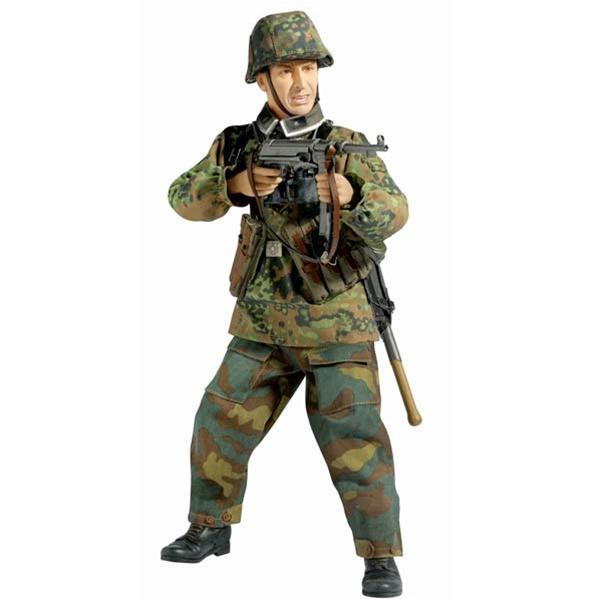 Willem Krause Uniform 1:6 Dragon